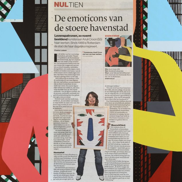 AD Rotterdam, text: Chantal Lindsen, photo: Jan de Groen